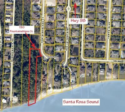 Navarre FL Residential Lots & Land For Sale: $325,000