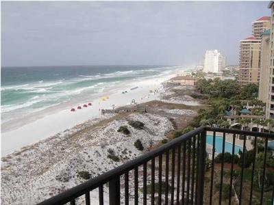 Miramar Beach Condo/Townhouse For Sale: 4106 Beachside One Drive #UNIT 410