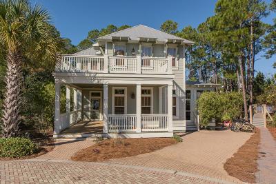 Santa Rosa Beach Single Family Home For Sale: 71 Tresca Lake Court