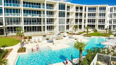 Santa Rosa Beach Condo/Townhouse For Sale: 3820 E County Hwy 30a #206