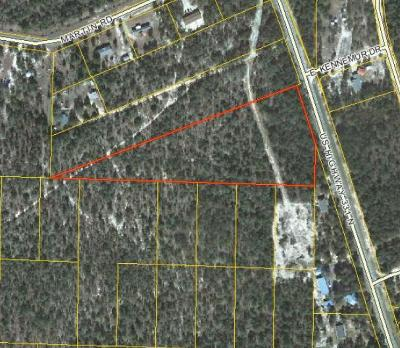 Defuniak Springs Commercial For Sale: Lot 47 Hwy 331