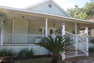 Panama City Beach Single Family Home For Sale: 392 W Shore Drive
