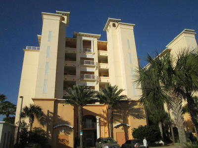 Panama City Beach Condo/Townhouse For Sale: 118 Carillon Market Street #UNIT 402