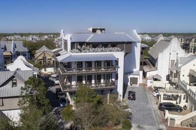 Rosemary Beach Condo/Townhouse For Sale: 28 Main Street #Penthous