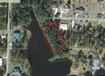 Defuniak Springs Residential Lots & Land For Sale: .75ac Willow Run