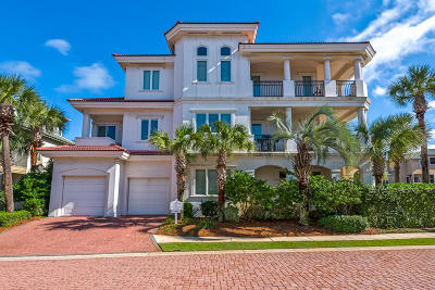 Destiny By The Sea Single Family Home For Sale: 4729 Ocean Boulevard