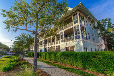 Watercolor Condo/Townhouse For Sale: 1785 E County Highway 30a Highway #UNIT 101