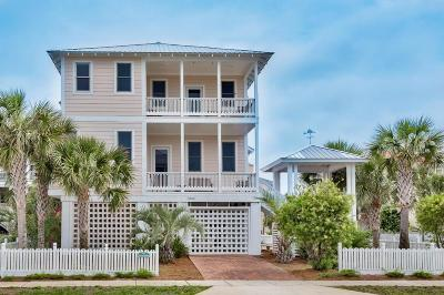 Destin FL Single Family Home For Sale: $999,000
