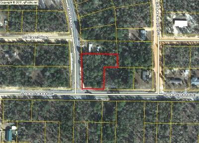 Defuniak Springs Residential Lots & Land For Sale: LOT 1&5 Trout Drive