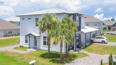 Santa Rosa Beach Single Family Home For Sale: 190 Tropical Breeze Drive