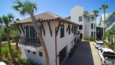 Santa Rosa Beach Single Family Home For Sale: 3036 E County Highway 30a