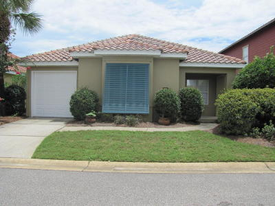 Miramar Beach Single Family Home For Sale: 52 St Simon Circle