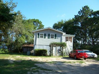 Defuniak Springs Single Family Home For Sale: 199 Wilderness Trail