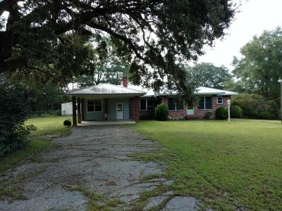 Ponce De Leon Single Family Home For Sale: 441 B H Reddick Road