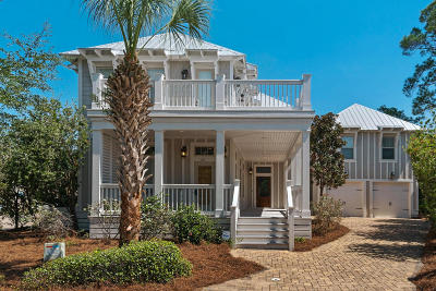Santa Rosa Beach Single Family Home For Sale: 34 Playalinda Court