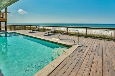 Single Family Home For Sale: 20405 Front Beach Road