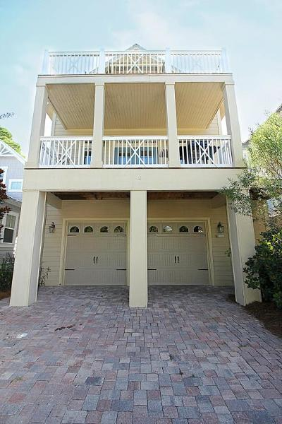 Santa Rosa Beach Single Family Home For Sale: 18 Playalinda Court