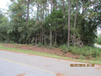Defuniak Springs FL Residential Lots & Land For Sale: $15,000