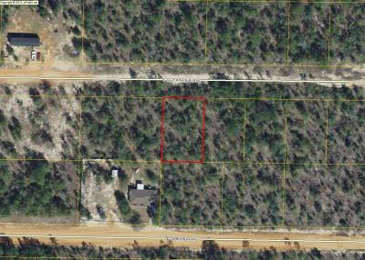 Defuniak Springs FL Residential Lots & Land For Sale: $3,500