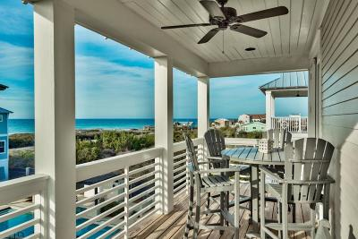 Inlet Beach Single Family Home For Sale: 15 Pompano Street