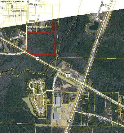 Bay County, Walton County, Washington County Residential Lots & Land For Sale: xx S Hwy 20 & North Jackson St