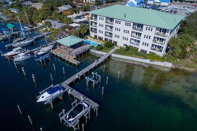 Destin Condo/Townhouse For Sale: 602 Harbor Boulevard #202