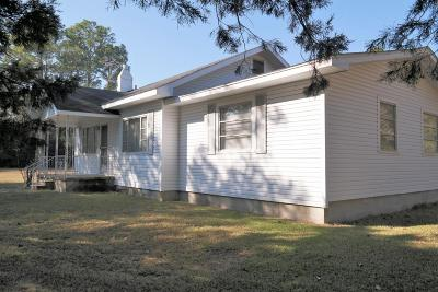 Defuniak Springs FL Single Family Home For Sale: $139,900