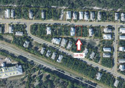 Santa Rosa Beach FL Residential Lots & Land For Sale: $184,900
