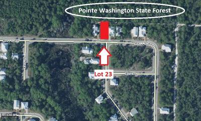Santa Rosa Beach FL Residential Lots & Land For Sale: $195,000