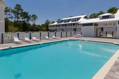 Santa Rosa Beach Condo/Townhouse For Sale: 4923 E County Hwy 30a #C 104