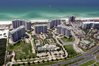 Destin Condo/Townhouse For Sale: 15500 Emerald Coast Parkway #206