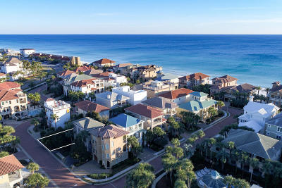 Destin Residential Lots & Land For Sale: Lot 65 Ocean Boulevard