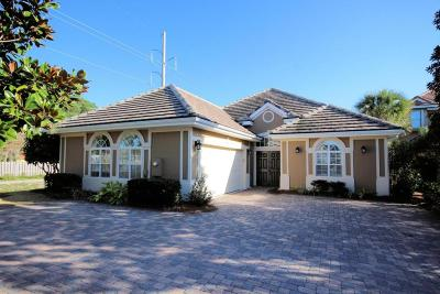 Destin Single Family Home For Sale: 274 Ketch Court