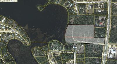 Defuniak Springs Residential Lots & Land For Sale: XXXX Hwy 83