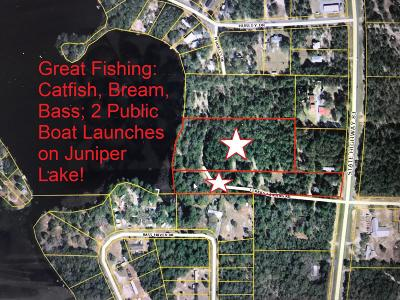Defuniak Springs FL Commercial For Sale: $159,000