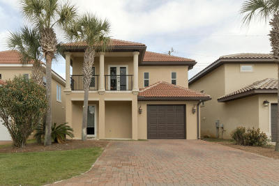 Destin Single Family Home For Sale: 4702 Amhurst Circle