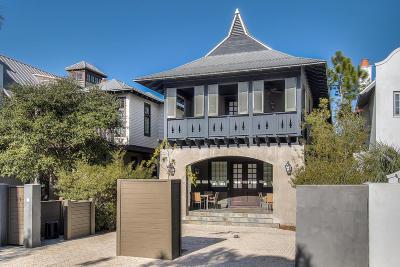 Rosemary Beach Single Family Home For Sale: 71 Bridgetown Avenue