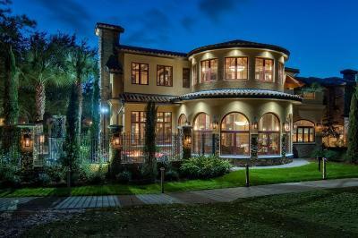 Single Family Home For Sale: 1839 Tuscana Place