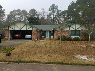 Fort Walton Beach FL Single Family Home For Sale: $220,000