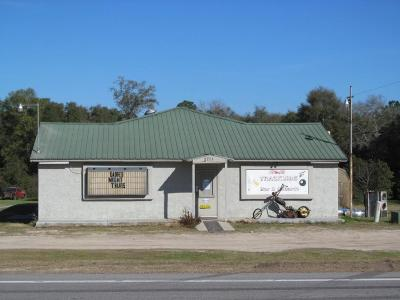 Defuniak Springs Commercial For Sale: 2711 E Us Highway 90