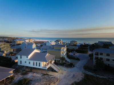 Grayton Beach Single Family Home For Sale: 39 Sandy Lane