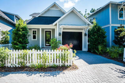 Watersound West Beach Single Family Home For Sale: 173 Anchor Rode Circle