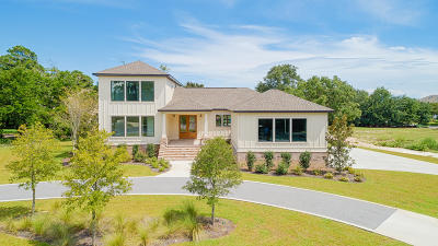 Gulf Breeze Single Family Home For Sale: 4721 Soule Place