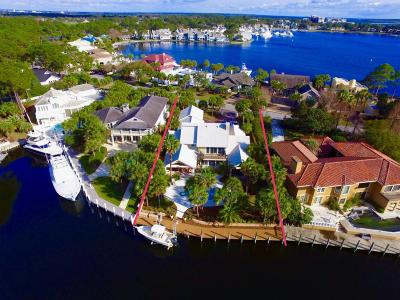 Panama City Beach, West Panama City Beach Single Family Home For Sale: 1806 Weakfish Way