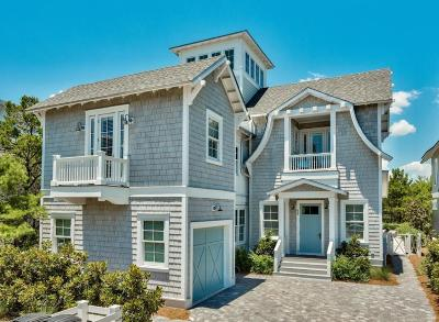 Watersound Single Family Home For Sale: 44 Tidepool Lane