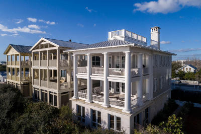 Alys Beach, Rosemary Beach, Santa Rosa Beach, Seacrest, Watersound Single Family Home For Sale: 2304 E Co Hwy 30a