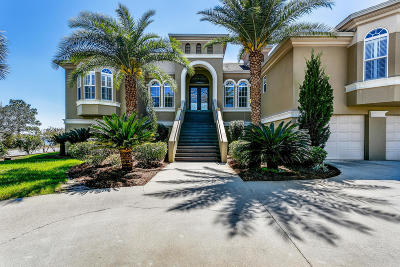 Gulf Breeze Single Family Home For Sale: 1612 Smugglers Cove Circle