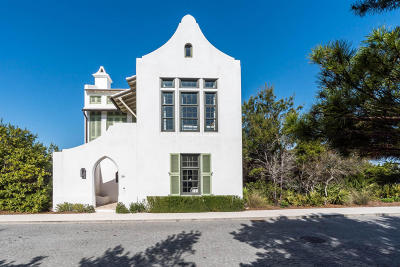 Alys Beach Single Family Home For Sale: 38 S Charles Street