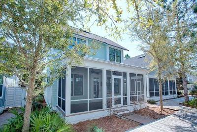 Santa Rosa Beach Single Family Home For Sale: 13 Quarter Moon Lane