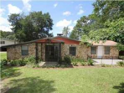 Defuniak Springs Single Family Home For Sale: 42 Maple Street